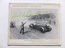 Everybody's Book of British Racing Cars (Posthumus 1947)